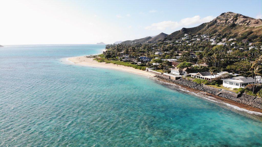 Lanikai Beach visit Hawaii