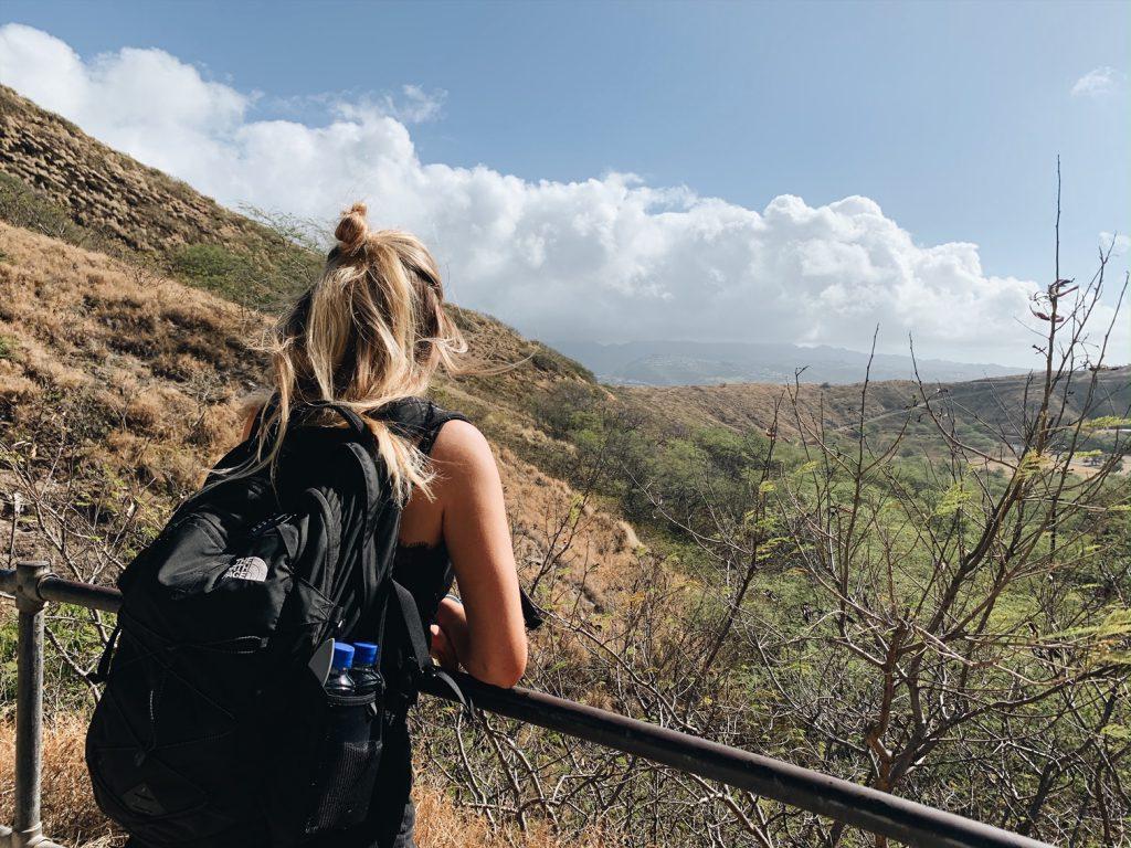 Diamond Head viewing nature