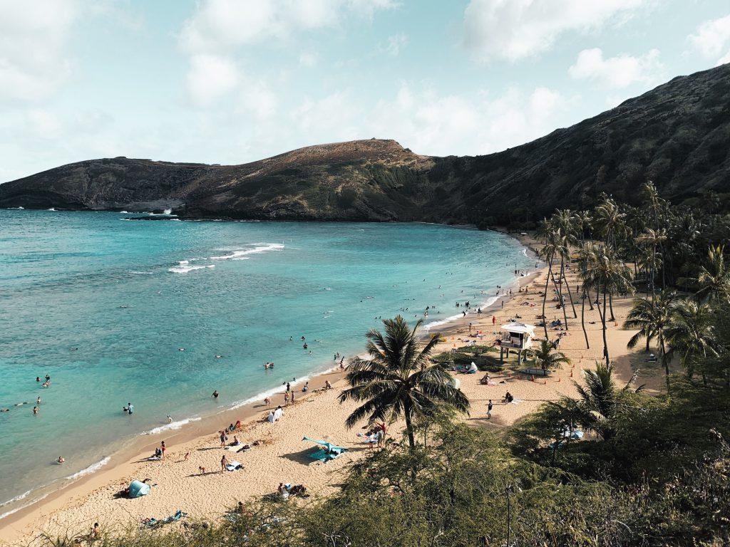 Hanuama bay best snorkeling Hawaii