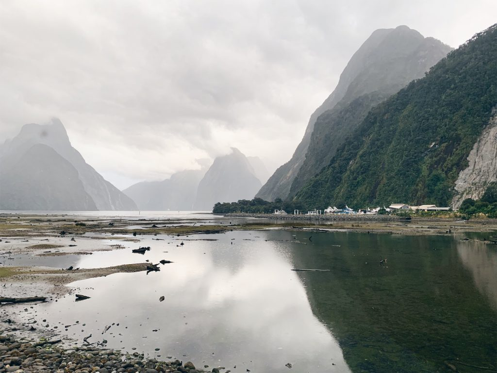 Milford Sound best Instagram spots in New Zealand