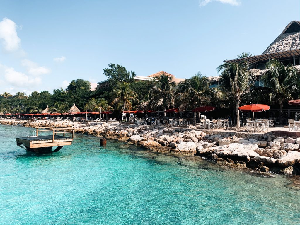 On of my favourite places to eat in Curacao