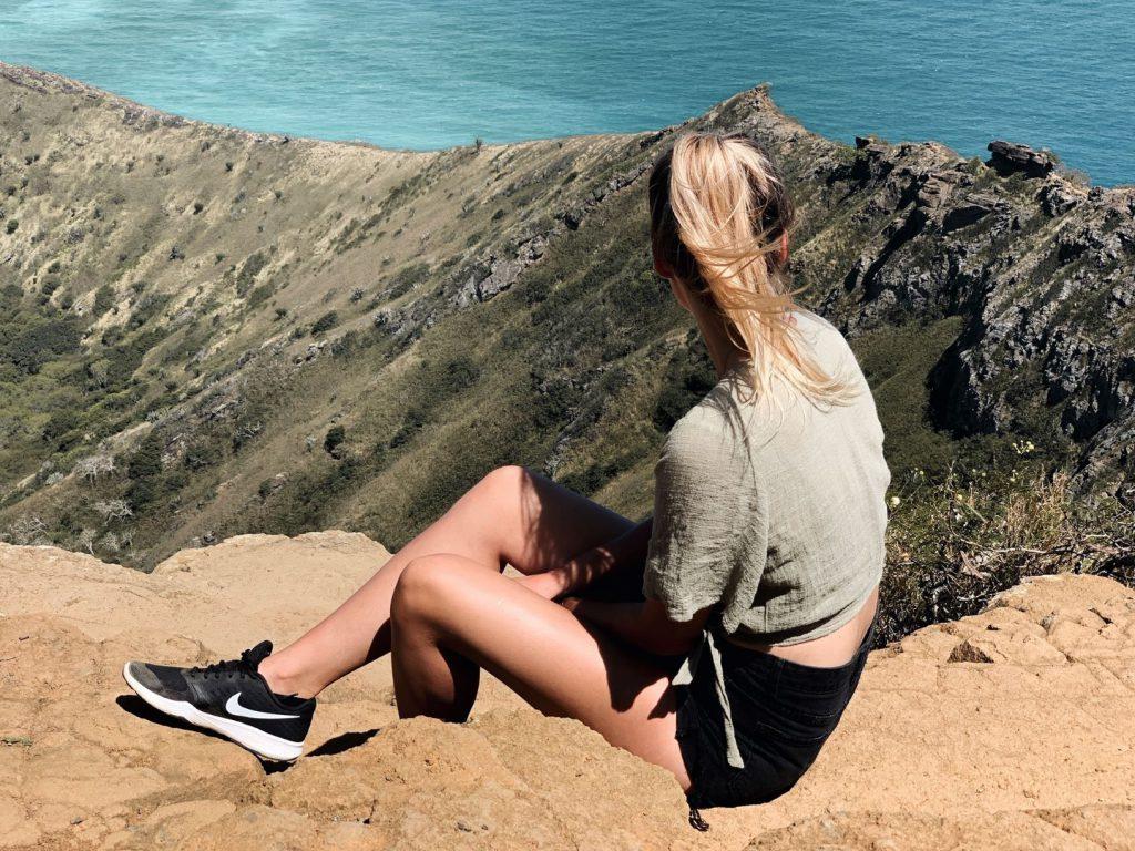 Koko Head trail views