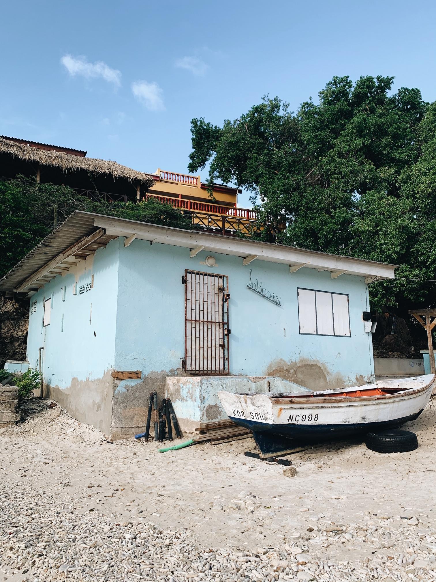 One week Curacao itinerary Playa Lagun