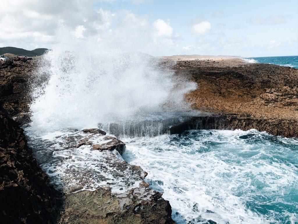 Shete Boka NP Curaçao highlights