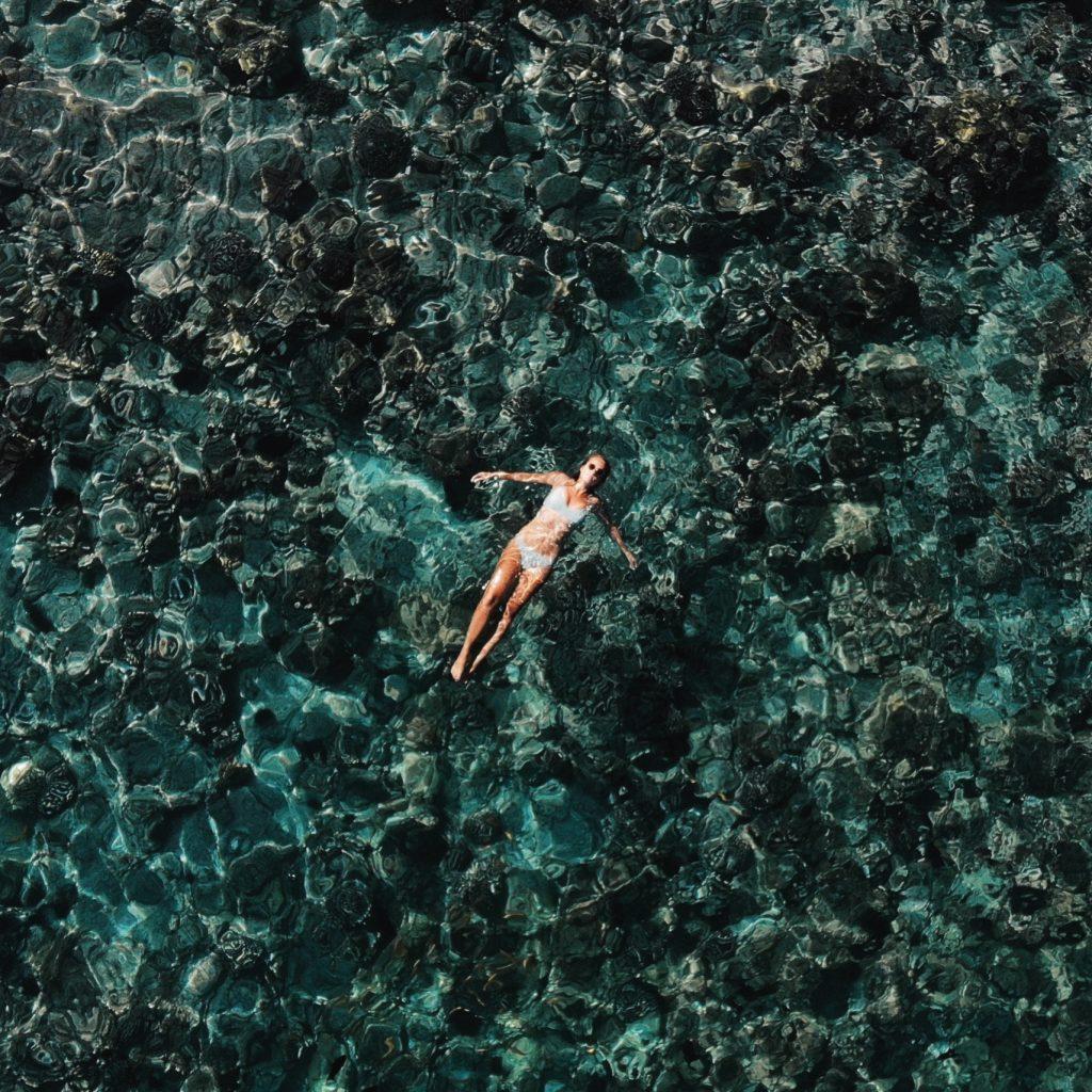 Swimming Hawaii