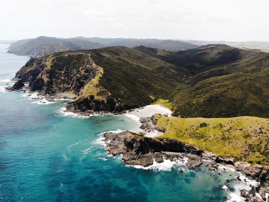 best Instagram spots in New Zealand  Cape Reinga