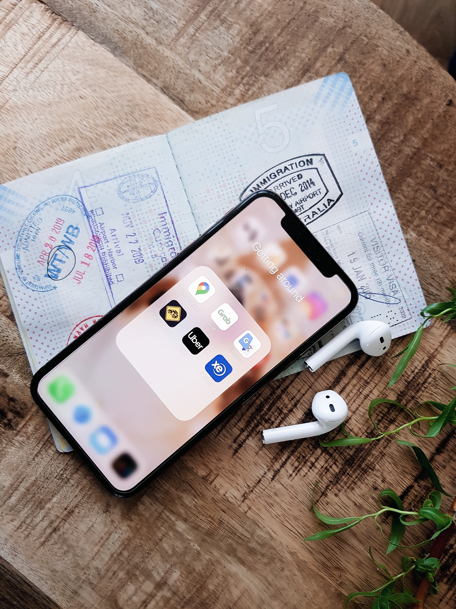 Getting around travel apps I can't live without