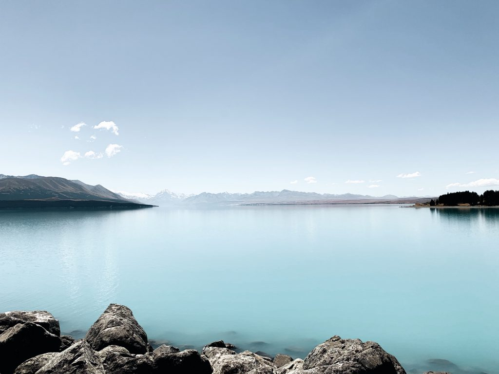 best Instagram spots in New Zealand  Lake Tekapo