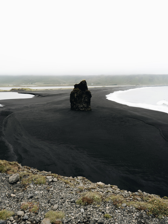 Dyrholaey Iceland rock