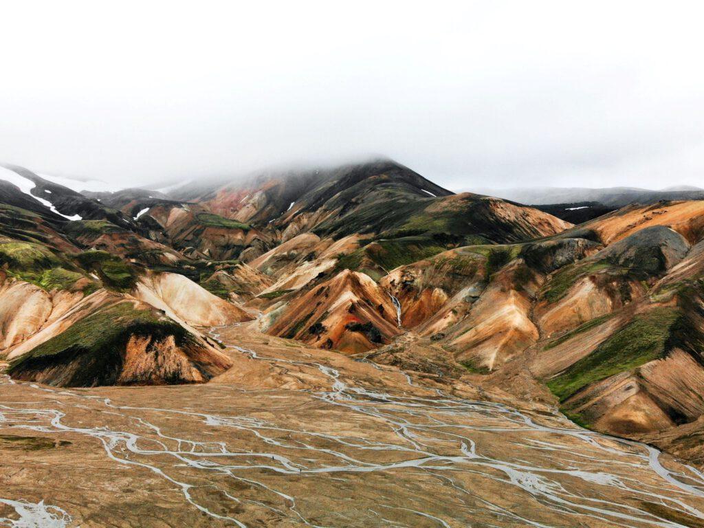 Landmannalauagar Iceland highlights
