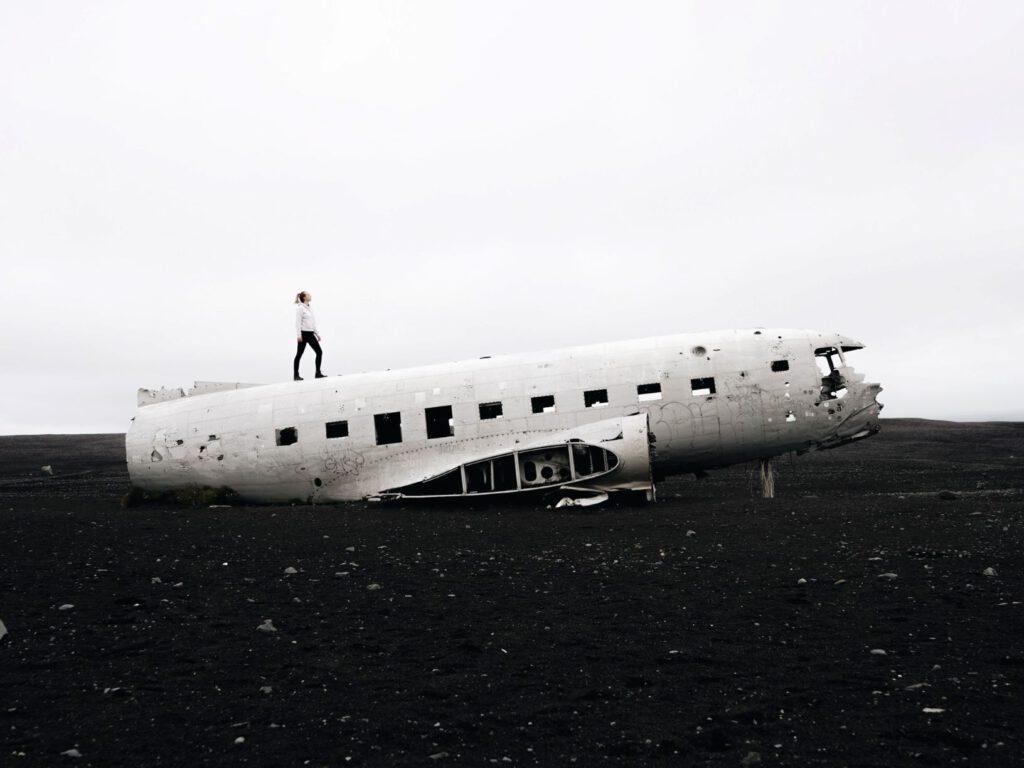 Plane Wreck Sólheimasandur Iceland