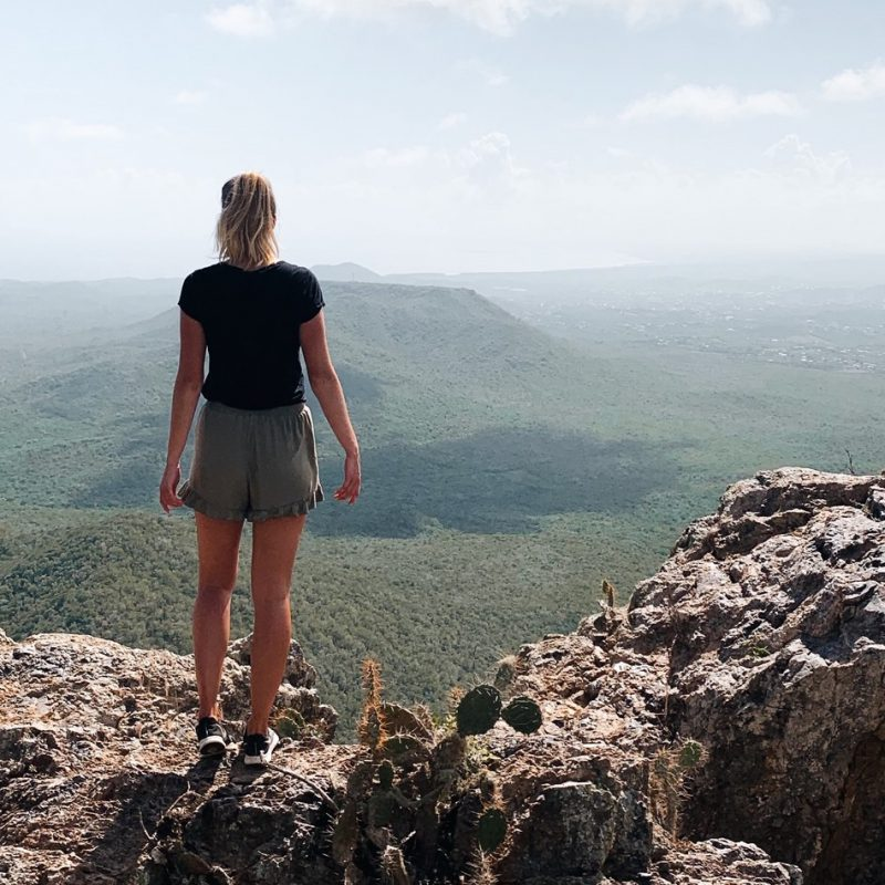 Mt Christoffel hike