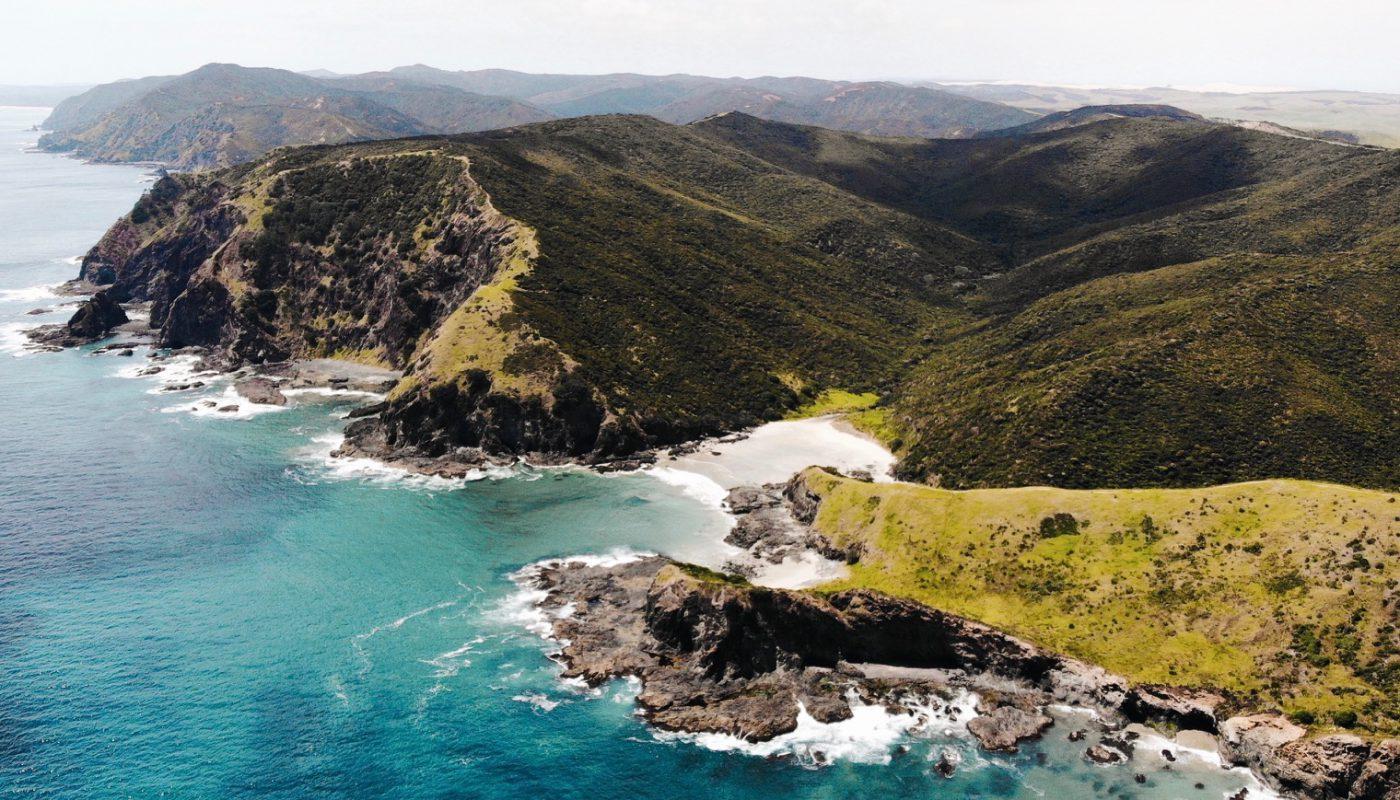 Coastline Cape Reinga