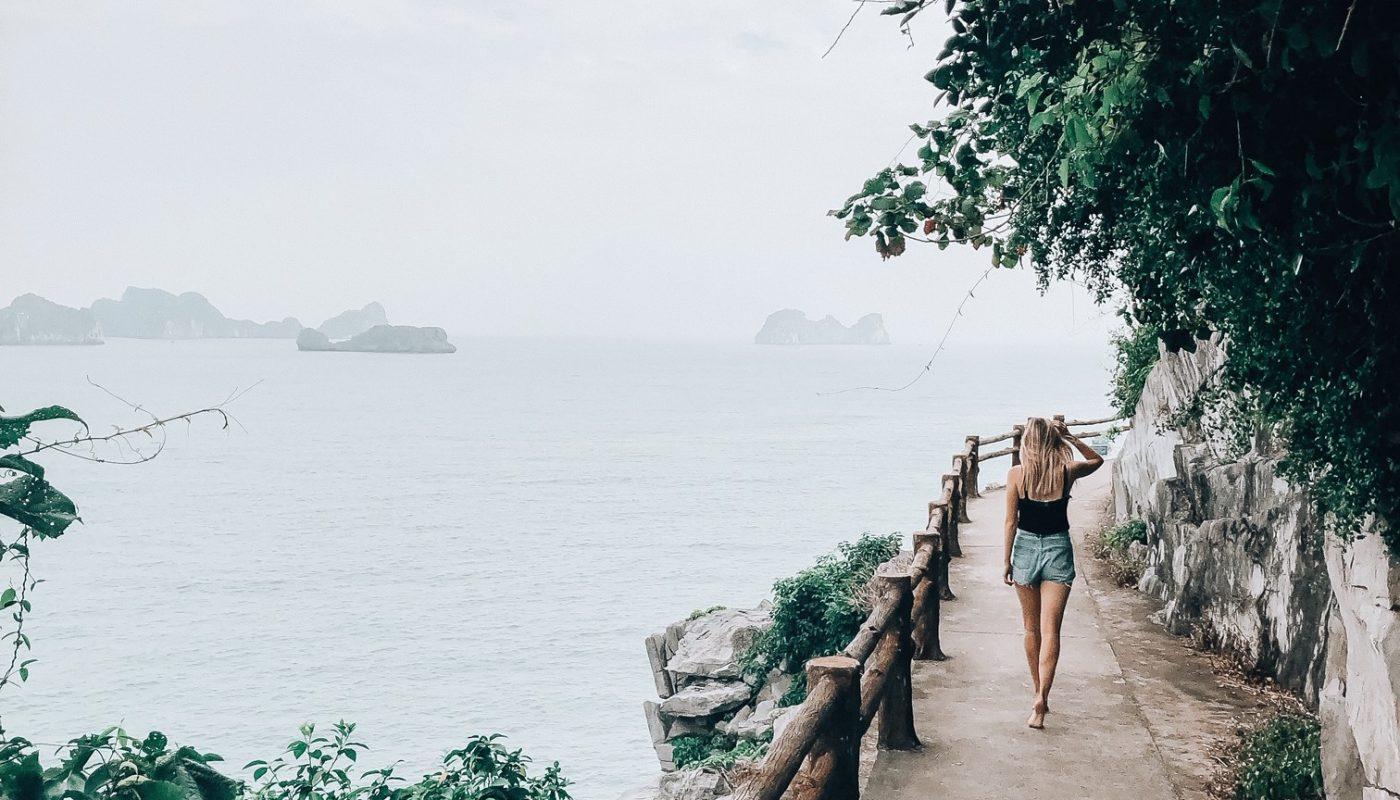 Ha Long Bay Walk