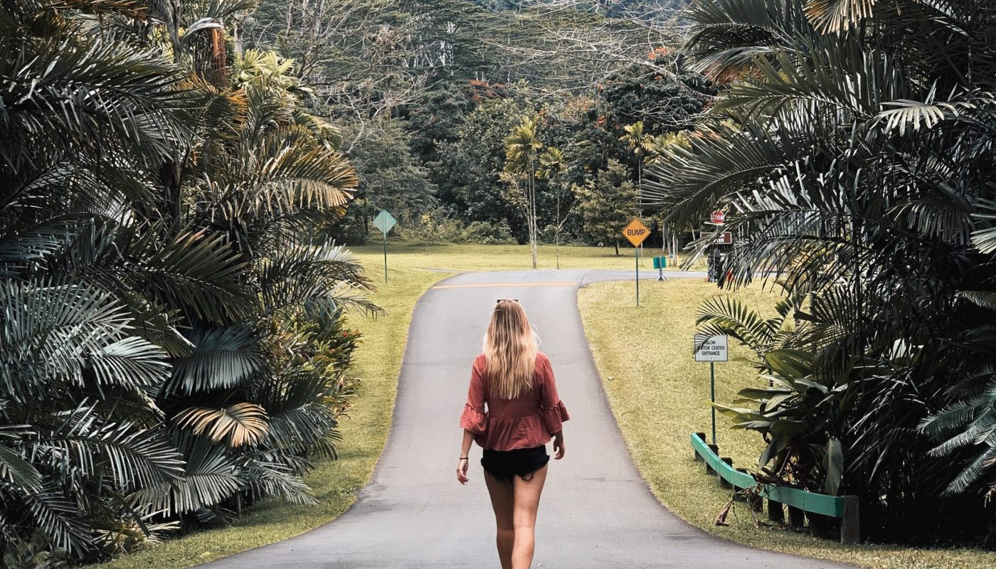 Oahu Botanical Gardens