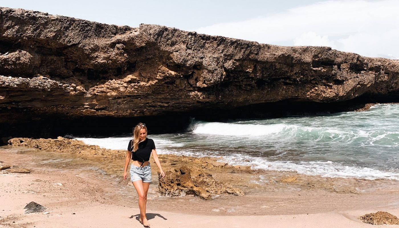 Shete Boka Beach Curacao