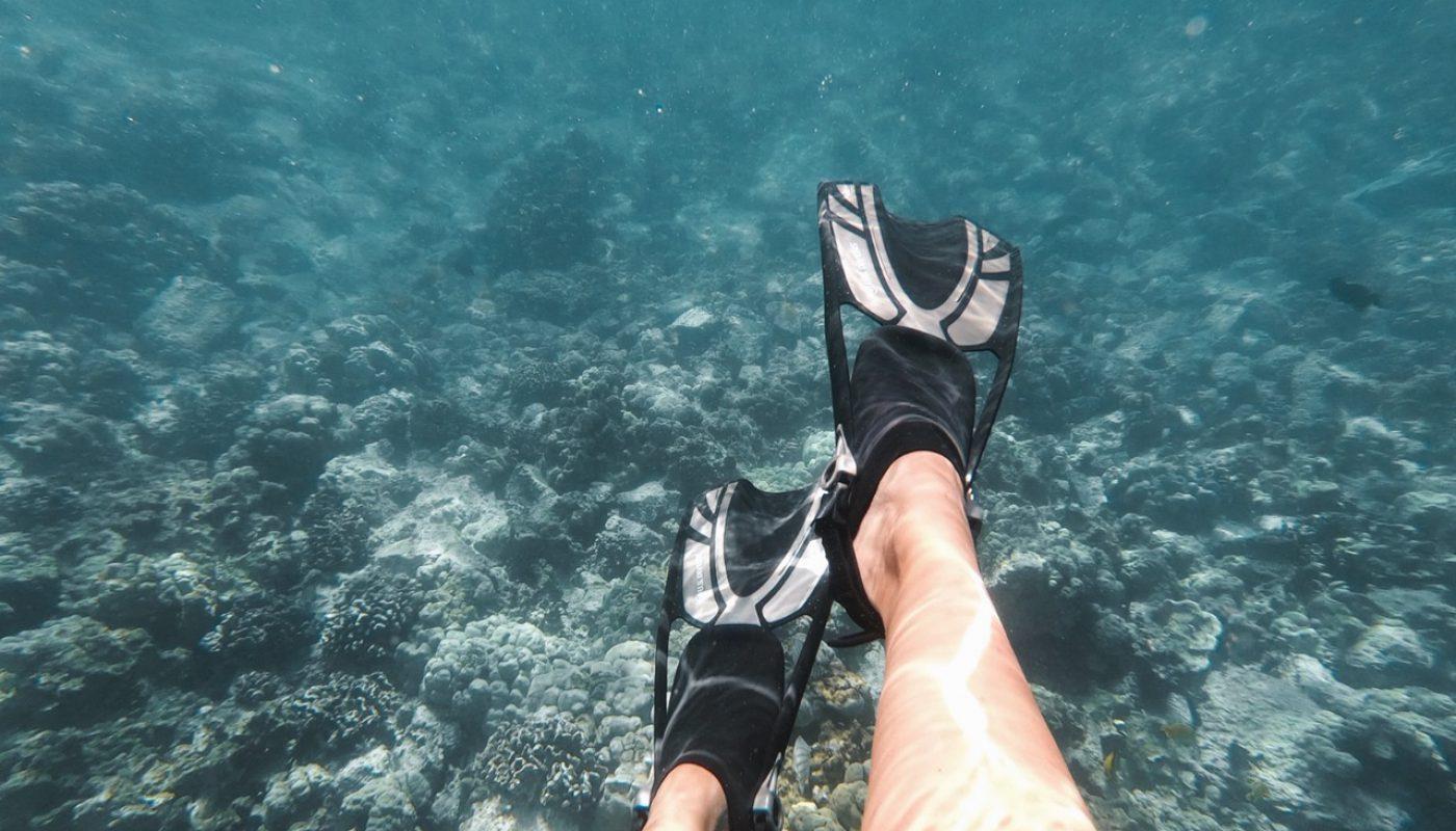 Snorkelling Big Island Hawaii